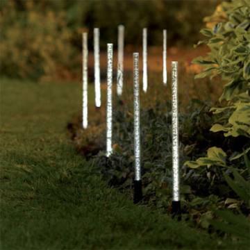 Solar Bubble Light Sticks Solar Outdoor Lighting